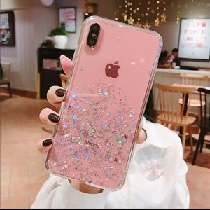 Accessories - Glitter Jelly Bling Sequins Case For iPhone